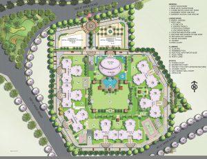 Site Plan Florence Park