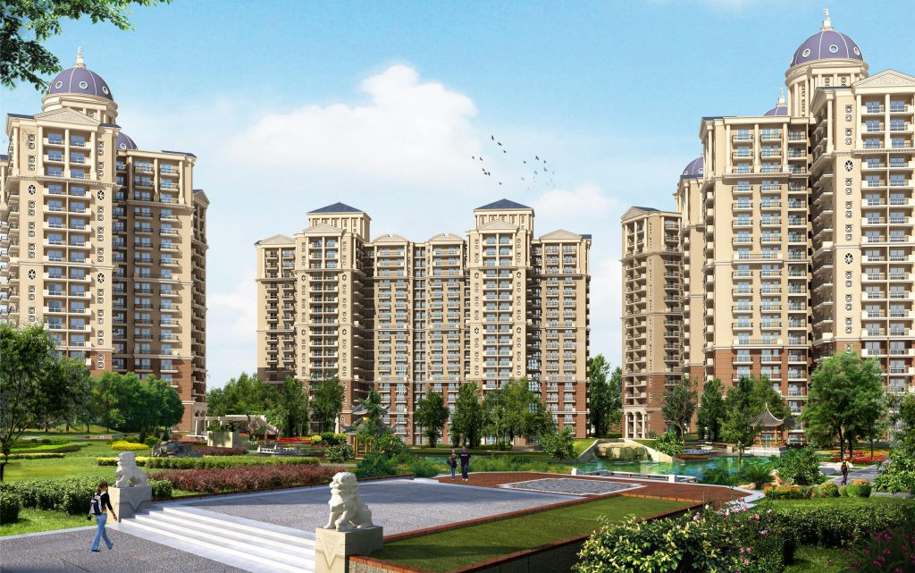 Luxury Flats in New Chandigarh