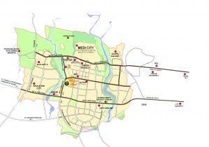 Location Florence park