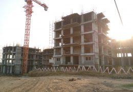 florence park under construction
