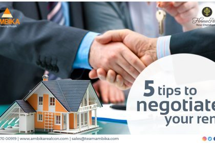 5 Tips to Negotiate Your Rent