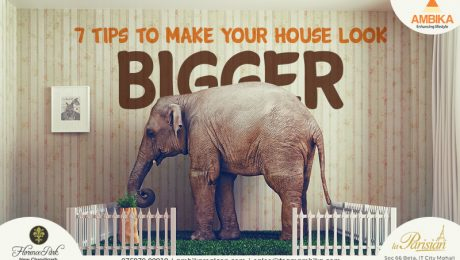 7 Tips To Make Your House Look Bigger