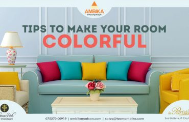 Tips To Make Your Room More Colorful