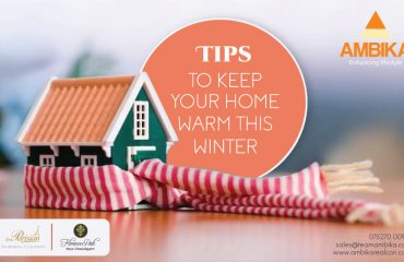 Tips To Keep Your Home Warm This Winter