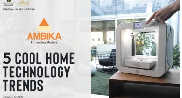 5 Cool Home Technology Trends