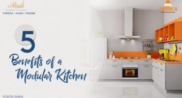 Benefits of a Modular Kitchen