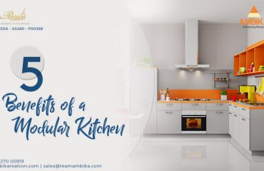 Benefits of a Modular Kitchen
