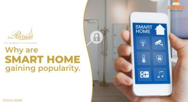 Why are smart home gaining popularity