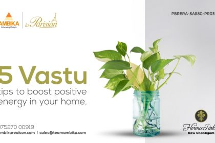 5 Vastu tips to boost positive energy in your Home