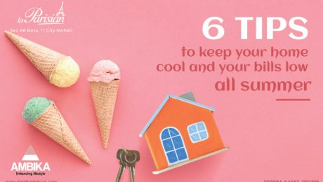 6 Tips to keep your home cool and your bills low all summer