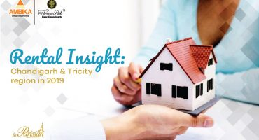 Rental Insight: In Chandigarh and Tricity region in 2019
