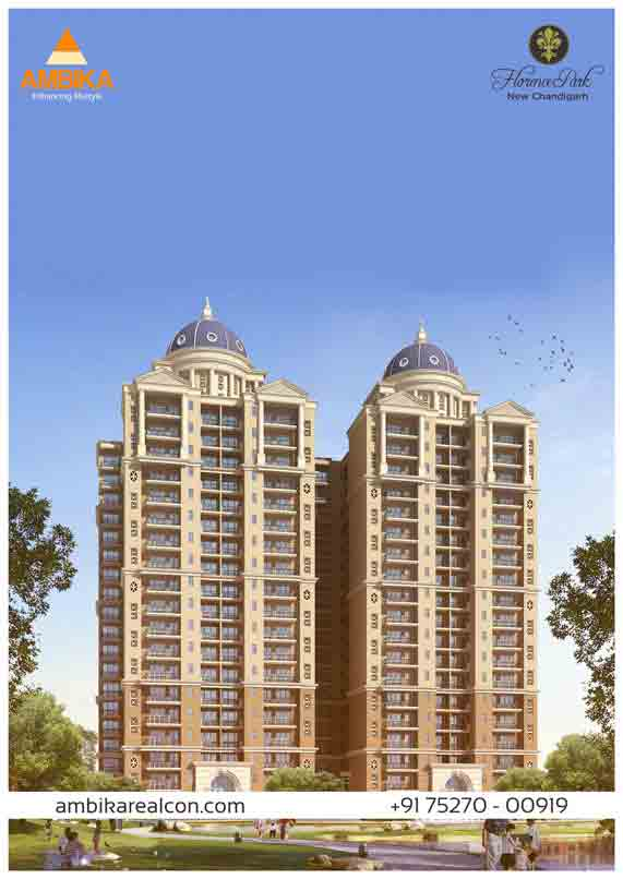 3 bhk flat, chandigarh flats