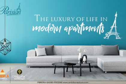 The Luxury of Life in Modern Apartments