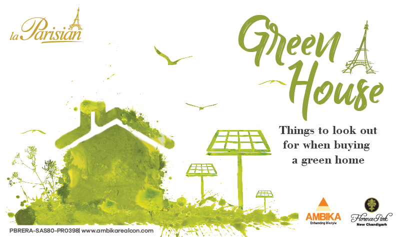Things to look out for when buying a green home
