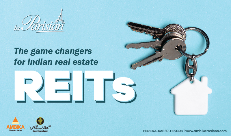 Are REITs the game changers for Indian real estate