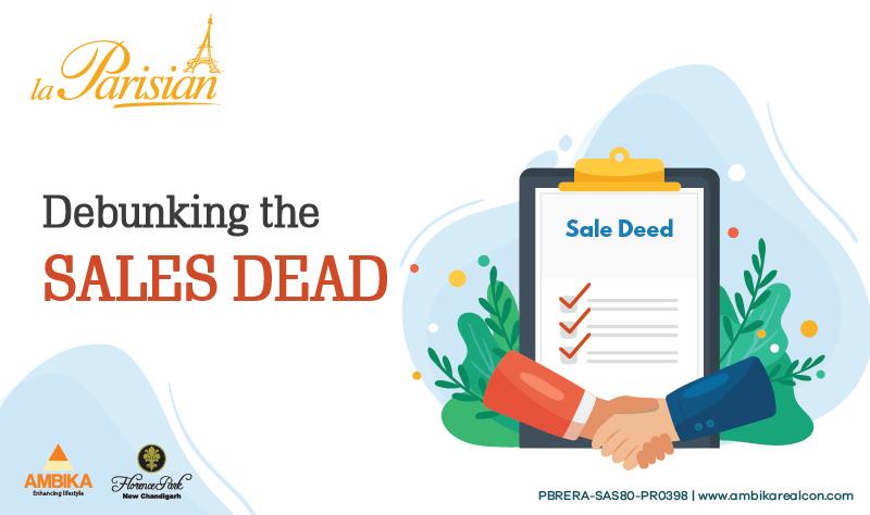 Debunking The Sales Dead
