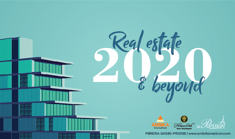 Real estate 2020 and beyond